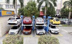上海立体停车库