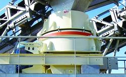 VI系列立轴冲击式破碎机